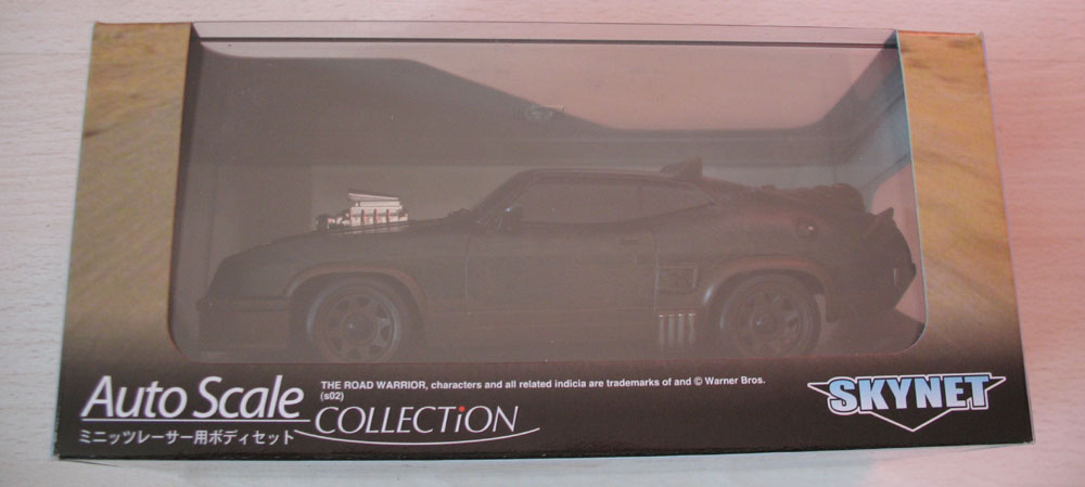 Carrosserie Skynet MAD MAX Dirty - The Road Warrior AutoScaleMadMaxDirty01-1000